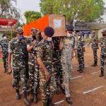 چھتیس گڑھ میں نکسلی باغیوں کے حملے میں بھارتی فورسز کے22 جوان ہلاک