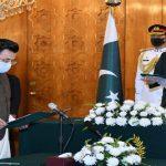 فرخ حبیب نے بطور وزیر مملکت برائے اطلاعات کے عہدے کا حلف اٹھا لیا