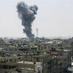 غزہ: اسرائیل کا مہاجر کیمپ پر حملہ، 8 بچوں سمیت 2 خواتین شہید، تعداد 140 ہو گئی، ی ۔ 1200سے زائد فلسطینی زخمی