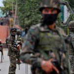 بھارتی فوج نے سری نگر میں ایک دو منزلہ مکان مارٹر گولے داغ کر تباہ کر دیا