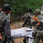 مائو علیحدگی پسندوں سے جھڑپ میں 25 بھارتی فوجی ہلاک ...35زخمی ، 22 لاپتہ فوجیوں