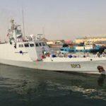 پاک بحریہ کے جہاز پی این ایس عظمت کا دورہ ایران