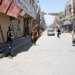 بلوچستان میں یکم مئی تک اسمارٹ لاک ڈاؤن کا فیصلہ