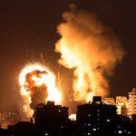 اسرائیلی فوج کی گھروں پر وحشیانہ بمباری، کئی فلسطینی زندہ درگور، قیامت کے مناظر