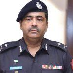 عمران یعقوب کراچی پولیس کے نئے چیف تعینات