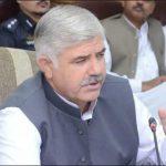 وزیراعلیٰ خیبرپختونخوا محمود خان نے موبائل کورونا ویکسی نیشن سروس کا افتتاح کر دیا