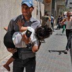 اسرائیل کے فلسطینیوں پر حملے، شہداء کی تعداد 123ہو گئی، یو این اجلاس منسوخ
