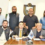 پاکستان اور برطانیہ کی باہمی تجارت کو بہتر کرنے کیلئے آئی سی سی آئی اور یو کے پی بی سی کا معاہدہ