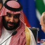عالمی ایشوز پر سعودی ولی عہد کے نقطہ نظر کے حامی ہیں، روس