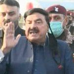کراچی: امن وامان سندھ حکومت کا مسئلہ ہے۔ گورنر راج کا کوئی پلان نہیں۔شیخ رشید