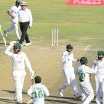 دوسرا ٹیسٹ: زمبابوے کو پاکستان کے ہاتھوں اننگز اور 147 رنز سے شکست، سیریز وائٹ واش