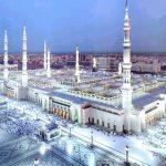 مسجد نبوی ۖمیں رمضان کے آخری عشرہ کی تمام تیاریاں مکمل
