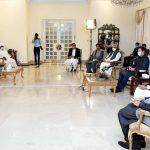 زرعی شعبہ اس ملک کو کم مدت میں انتہائی تیزی سے ترقی کی راہ پر گامزن کر سکتا ہے،وزیر اعظم