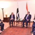 تاجک صدر امام علی رحمان کی وزیر خارجہ شاہ محمود قریشی سے ملاقات