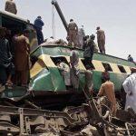 ڈہرکی ٹرین حادثہ، جاں بحق افراد کی تعداد 62 تک پہنچ گئی ...ریسکیو آپریشن مکمل ، ٹریک بحال