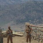 شمالی وزیرستان ، سرحد پار سے چیک پوسٹ پر فائرنگ، 2 فوجی اہلکار شہید