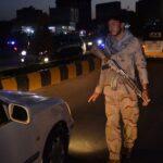 طالبان کی پیش قدمی کے خلاف تقریبا پورے افغانستان میں رات کا کرفیو نافذ