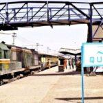 کوئٹہ، ٹورسٹ شٹل ٹرین سروس کا افتتاح